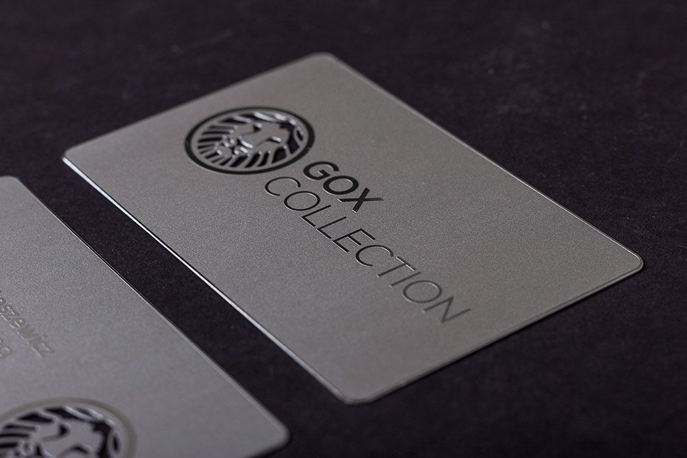 Your Premium Cards | Metal Business Cards