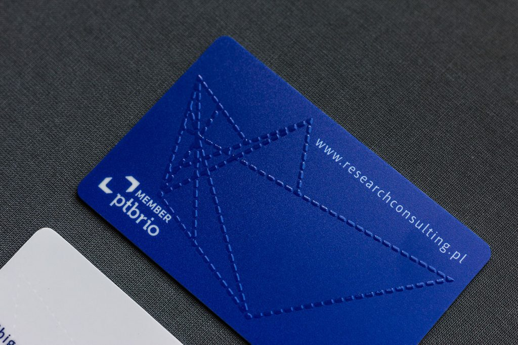 Your Premium Cards | Plastic card with 3D Stamping and CYMK Print ...